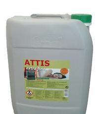 Attis Extra Fine, in wegwerpverpakking