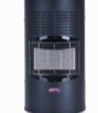Outdoor verwarming - Cabinetheaters, beschikbaar in inox of zwart gelakt